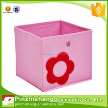 Promotional gifts custom foldable ornament storage box