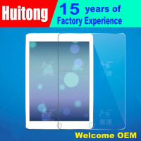 2015 hot products 0.33mm thickness, 2.5D curved, 9H tempered glass screen protector for ipad mini