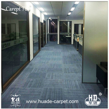 Commercial High Quality Waterproof Carpet Tiles Low Loop Pile Carpet