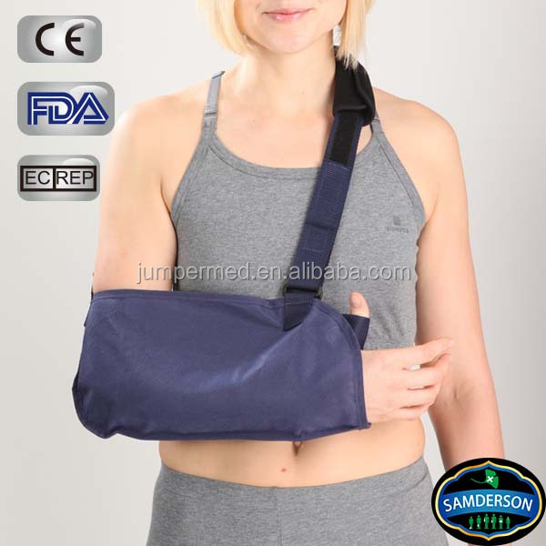 pouch arm sling with private labelling