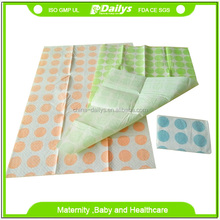 Waterproof disposable baby changing pad