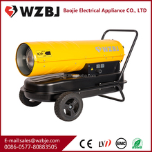 20KW industrial oil filled radiator heater