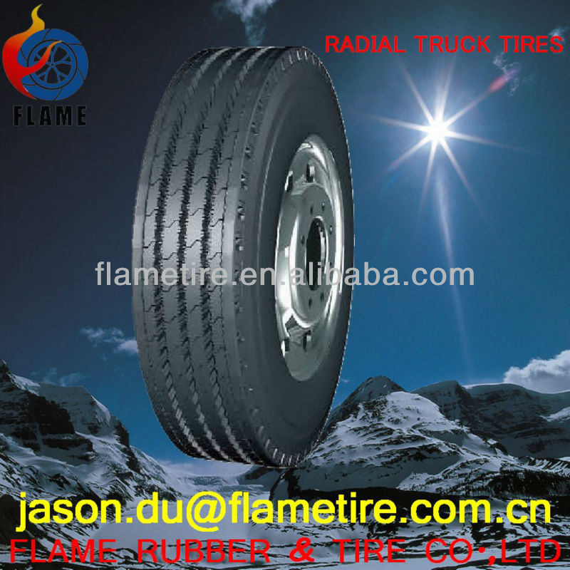 11R22.5 CST125China chengshan truck tire