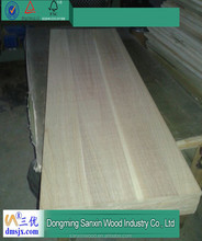 wholesale new age products Paulownia wood joinery board
