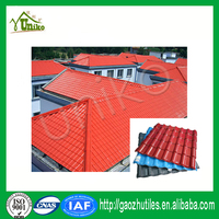 high quality chinese building materials pvc plastic roofing sheets corrugated roof shingles in low price