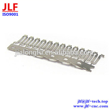 Small and exquisite metal stamping parts, metal decorations hardware parts OEM custom