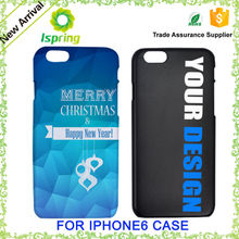 Hot selling for iphone 6 custom printed tpu case with colorful logo