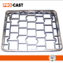 cast iron heat resistant basket furnace casting