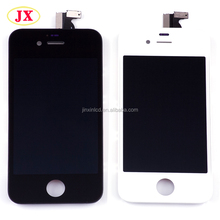 Black color touch screen for iphone 4s with OEM original quality for wholesale in alibaba express