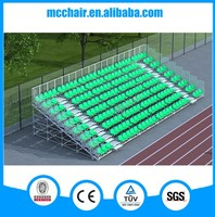 MC-TG02 event scaffolding material bleachers outdoor demountable bleacher for sports,exhibition,concert