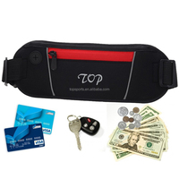 Running Fanny Pack running belt private label, Runner Waist Pack of Premium Quality with Waterproof Pouch
