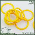 10 years' professinal various model Yellow Color Rubber O Rings