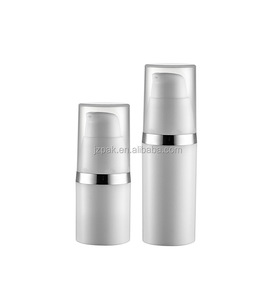 Hot sale classic pp lotion bottle and airless cosmetic for bottle 50ml