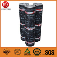 High-quality Road/Bridge SBS/APP Modified Bituminous Waterproof Roll from China supplier