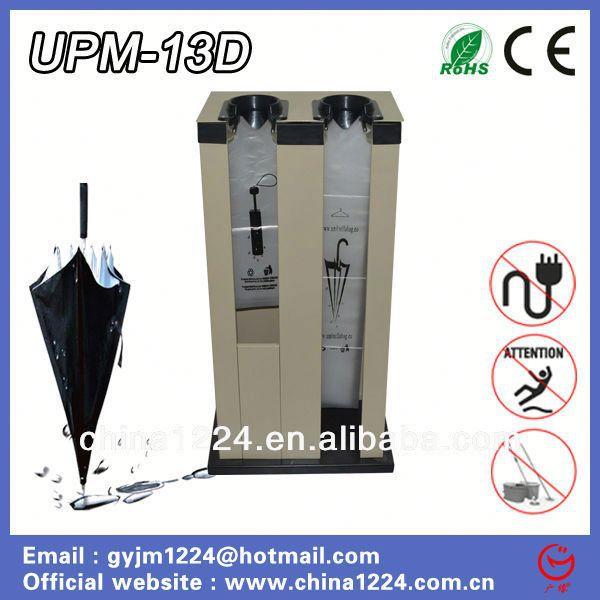 Advertisement new product umbrella wrapper manufacturers office accesories