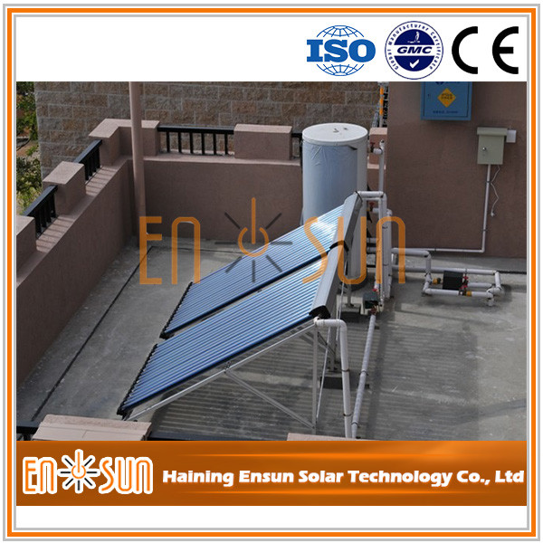 High technology Solar Evacuated Tube Solar Thermal Collectors