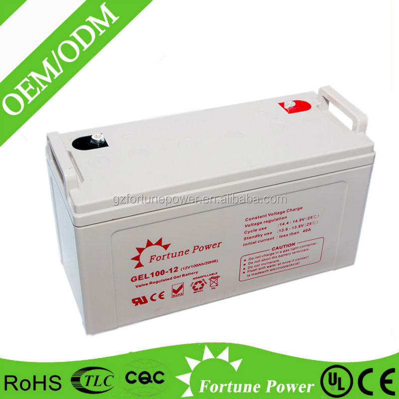 UPS Solar Use Battery 12v 100ah Lead Crystal Battery For Solar