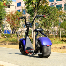 2018 Newest Citycoco electric scooter motor 1000W citycoco off-road electric trike scooter