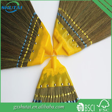 Grass broom for floor cleaning,household coconut broom