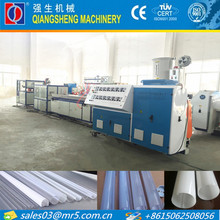 PC, PMMA led lamp shade extrusion machine / lamp cover production line / lamp tube making machine