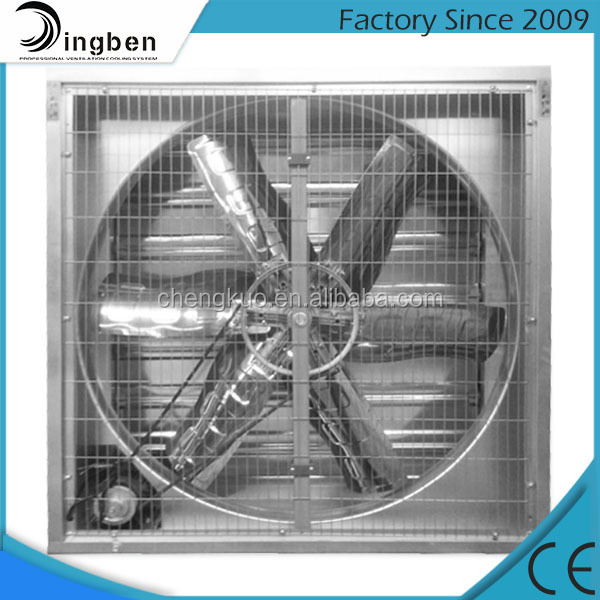 wall mounted exhaust stand ventilation cooling ind Trustworthy China supplier exhaust cooling fan for poultry house