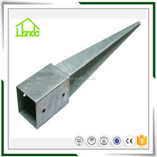Heavy duty hot sale best quality anchor fence post