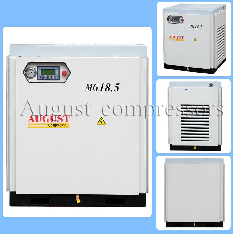 Fully Automated Operation stationary air compressor for boat