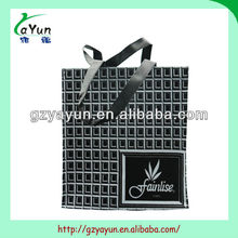 new design non woven promotional bag