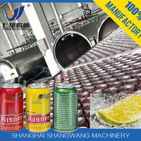 Carbonated Drink Filling Capping Packaging Machine