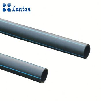 Factory direct export price water supply plastic 2.5 inch hdpe pipe
