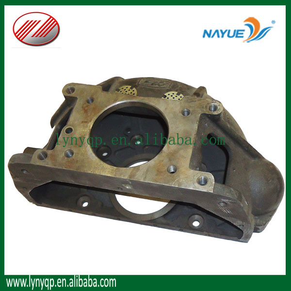 YUEJIN truck engine parts cylinder head gasket for YN4100QB