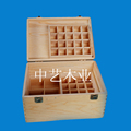 2017 Whole sale Wooden essential oil packaging boxes in common use