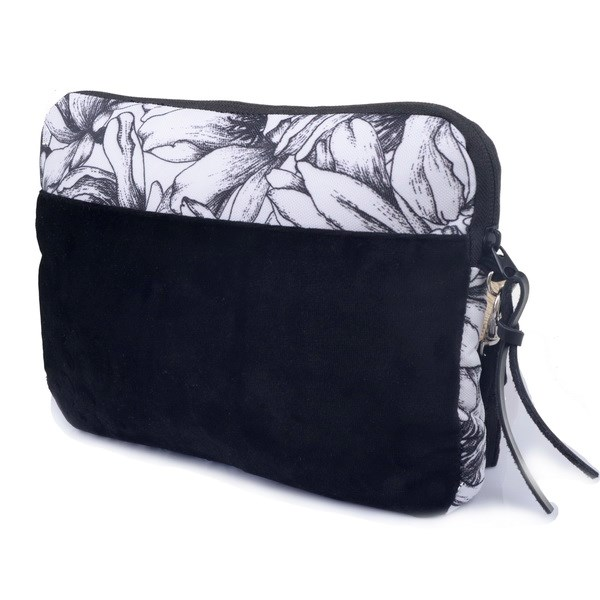 2016 flower pouch bag canvas hand bag