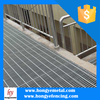 Hot Dipped Galvanized Catwalk Steel Grating