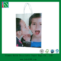 2015 kraft gift paper shopping bag price