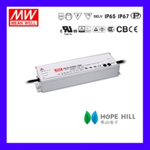 Original MEAN WELL HLG-240H-48 MODEL 48V Dimming waterproof Christmas light LED driver power supply