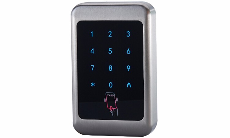 Wholesaler Price metal shell RFID Wiegand single door access control