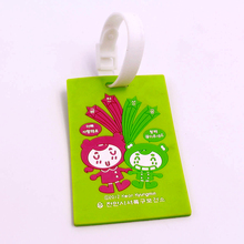 High Quality Cheap Customized Cute Fashion Silicone Loop Key Chains