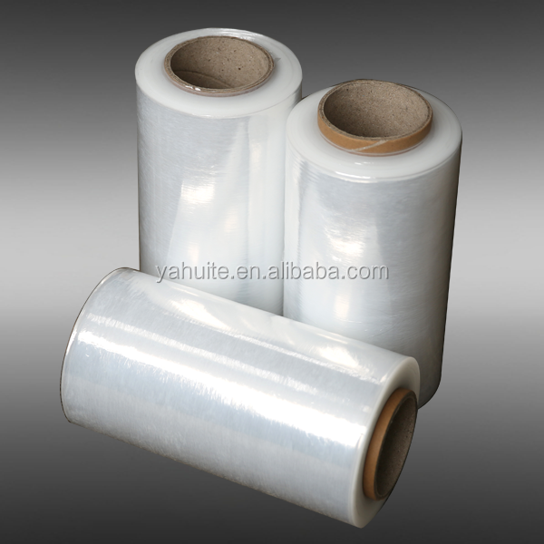 Factory Price China clear casting PE Stretch Film