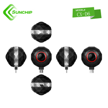 New consume electronic HD fisheye lens smart phones Lolly 360 vr panoramic camera