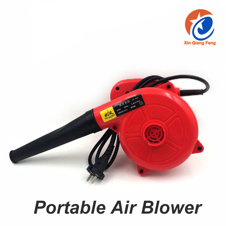 High quality 600W 220V mini portable 2 in 1 electric dust vacuum blower