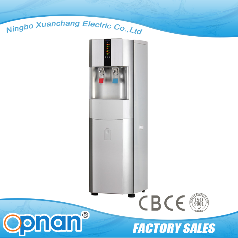 factory price low ORP alkaline water generator with cooling and heating in 11.5L