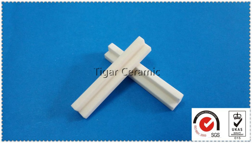 Ceramic Guide Strip For The Printing Industry
