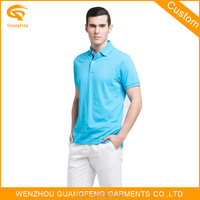 Men's Club Design Slim Polo Shirt