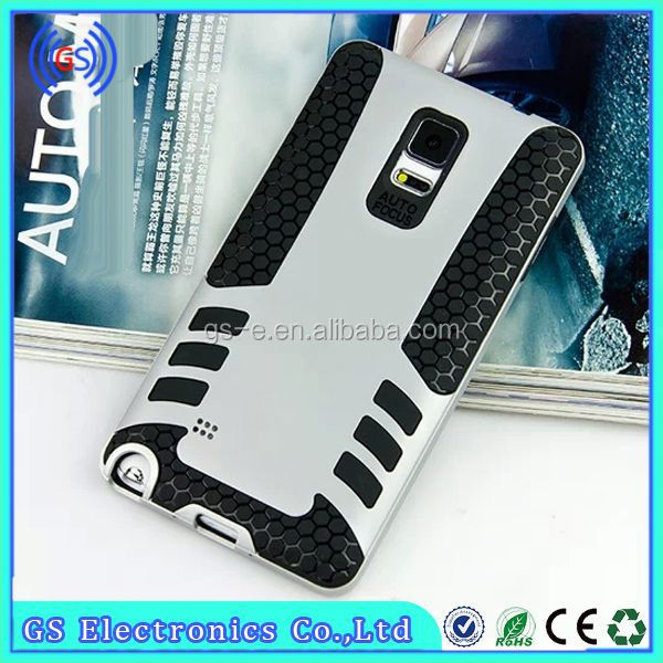 Cool Rocket Design Luxury Hard Armor TPU+PC mobile phone case for Samsung Galaxy NOTE3