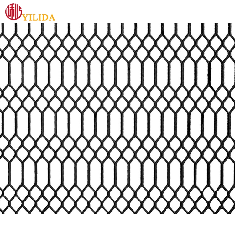 Hot sale expanded metal gothic mesh with reasonable price