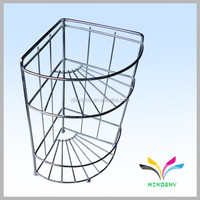 China supplier high quality best selling decorative antique stable dinnerware storage racks