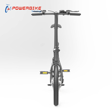 Manufacturer made 250w 36v lithium battery 16 inch partable hidden battery electric bicycle