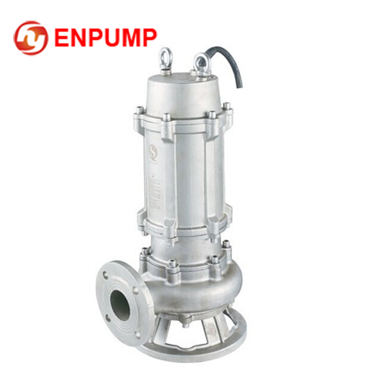 2017 chinese CE approved product high pressure submersible water pump