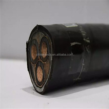 11KV 3c 300mm2 8.7/15kV 3Core XLPE insulated Copper/Aluminum armored high voltage power cable